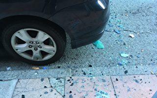 舊金山砸車盜竊多 監控攝像新創公司瞄準新市場