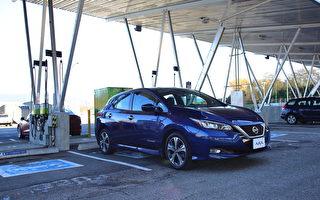 车评:增强动力增长续航 2018 Nissan LEAF SL