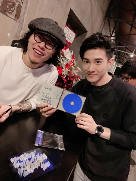 Xu Jun,Marcus Chang, concert