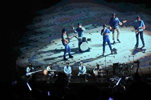 五月天「人生無限公司」演唱會於6日在台中劃下精采句點