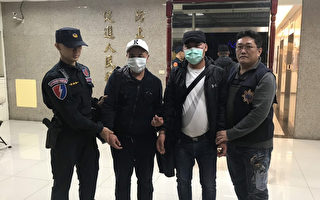 大陆扒窃集团台北101大楼犯案 台警逮两人