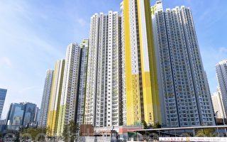 香港麗翠苑今晚截止申請 暫認購超額八倍