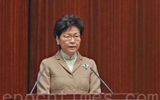 民生政策失利 香港政府民望下跌