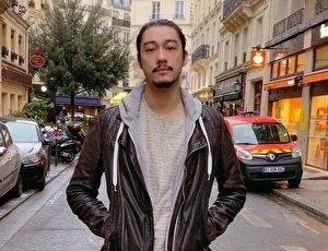 楊永聰暌違五年以創作型歌手新出發,上週赴法國巴黎拍攝微電影廣告