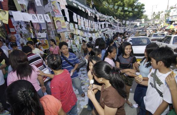 民調:菲律賓人最信任美國 最不信任中共