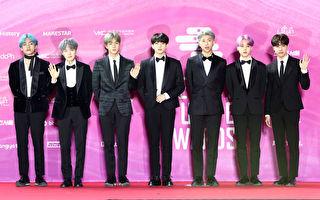 BTS摘首尔歌谣大赏大奖 预告新作不忘后辈