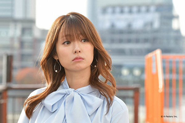 深田恭子主演日剧《初恋那天所读的故事》登上热搜冠军。(KKTV提供)