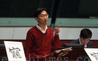 港3民主派前议员被捕 民进党︰港府令人不齿
