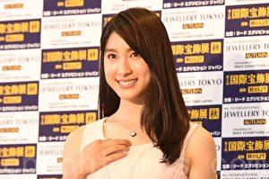 日本人氣女星土屋太鳳資料照。(盧勇/大紀元)