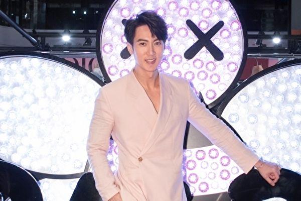 吳尊受邀出席Dior品牌台北快閃店活動