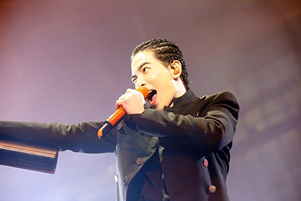 蕭敬騰世界巡迴演唱會高雄站day2