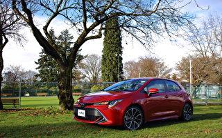 車評:最好的一代 2019 Toyota Corolla Hatchback XSE