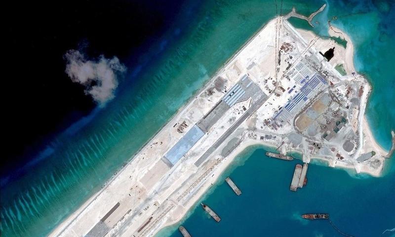 沈舟:中共演習是懼怕美軍攻佔海南島