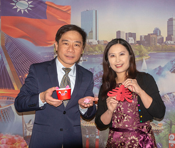 中文教师专协分享猪年应景手艺