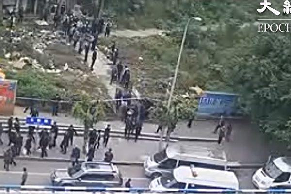 声援强拆受害人 重庆公民微信被限制