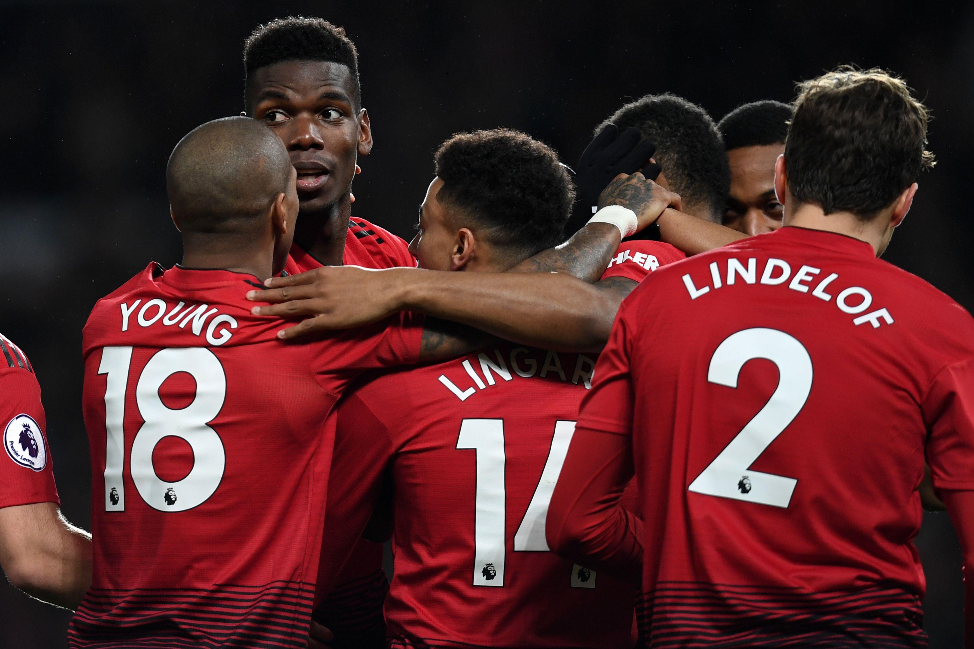 曼联取得3连胜 总共轰入12球 场均4球