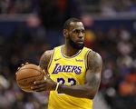詹姆斯自称是NBA历史最佳