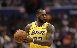 詹姆斯自稱是NBA歷史最佳