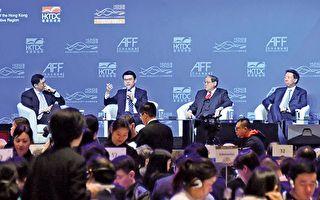 陈思敏:香港经济靠自由法治 衰退隐忧罪在中共