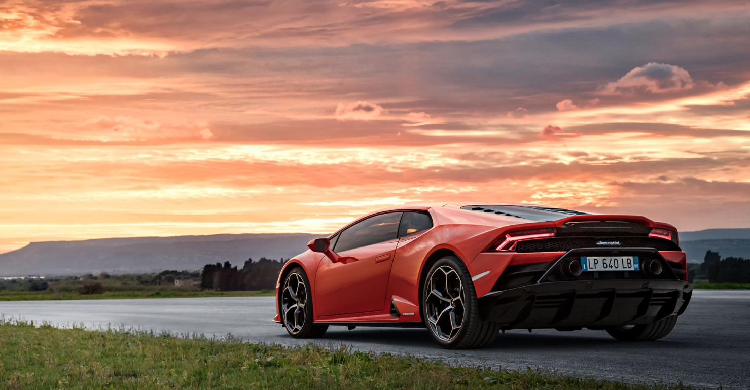 """兰博基尼""""飓风"""" Lamborghini Huracan"""