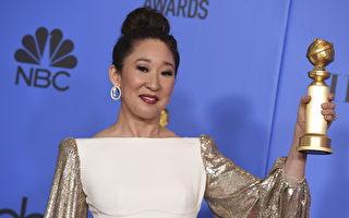 韓裔加拿大女演員吳珊卓贏金球獎視后