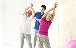 強筋健骨三要素:運動、補鈣、晒太陽