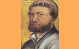 文艺复兴时期最伟大的肖像画家之一:霍尔班(上)