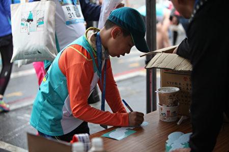 第一个捐出晶片的林宥勲小学生