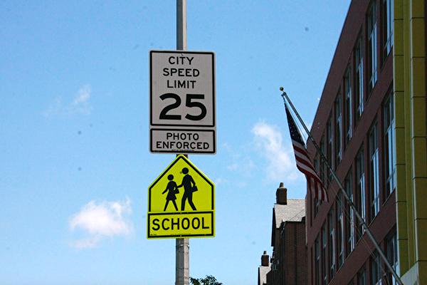 紐約市學區測速攝像頭 庫默提增150個