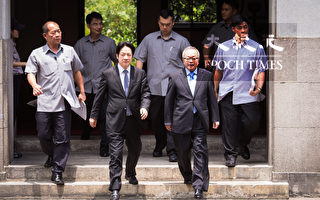 賴內閣預計10日總辭 蘇邁配將接任