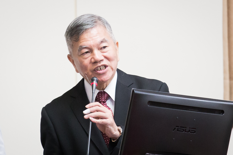 經濟部長沈榮津23日站上第一線談再生能源政策。圖為資料照。(陳柏州/大紀元)