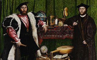 文艺复兴时期最伟大的肖像画家之一:霍尔班(下)
