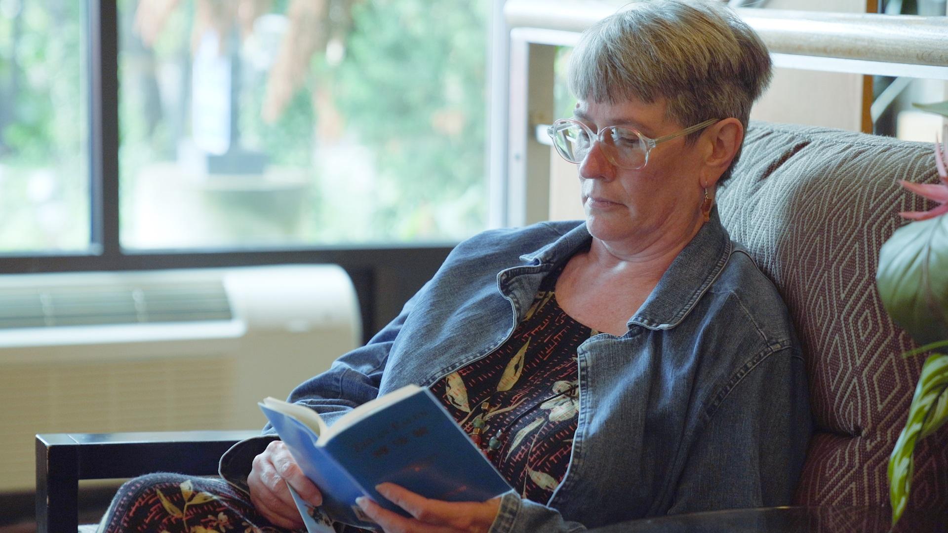紅斑狼瘡病苦十年 她偶遇一紙「心靈藥單」