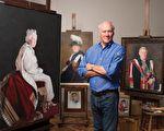 訪英國王室肖像畫家Richard Stone