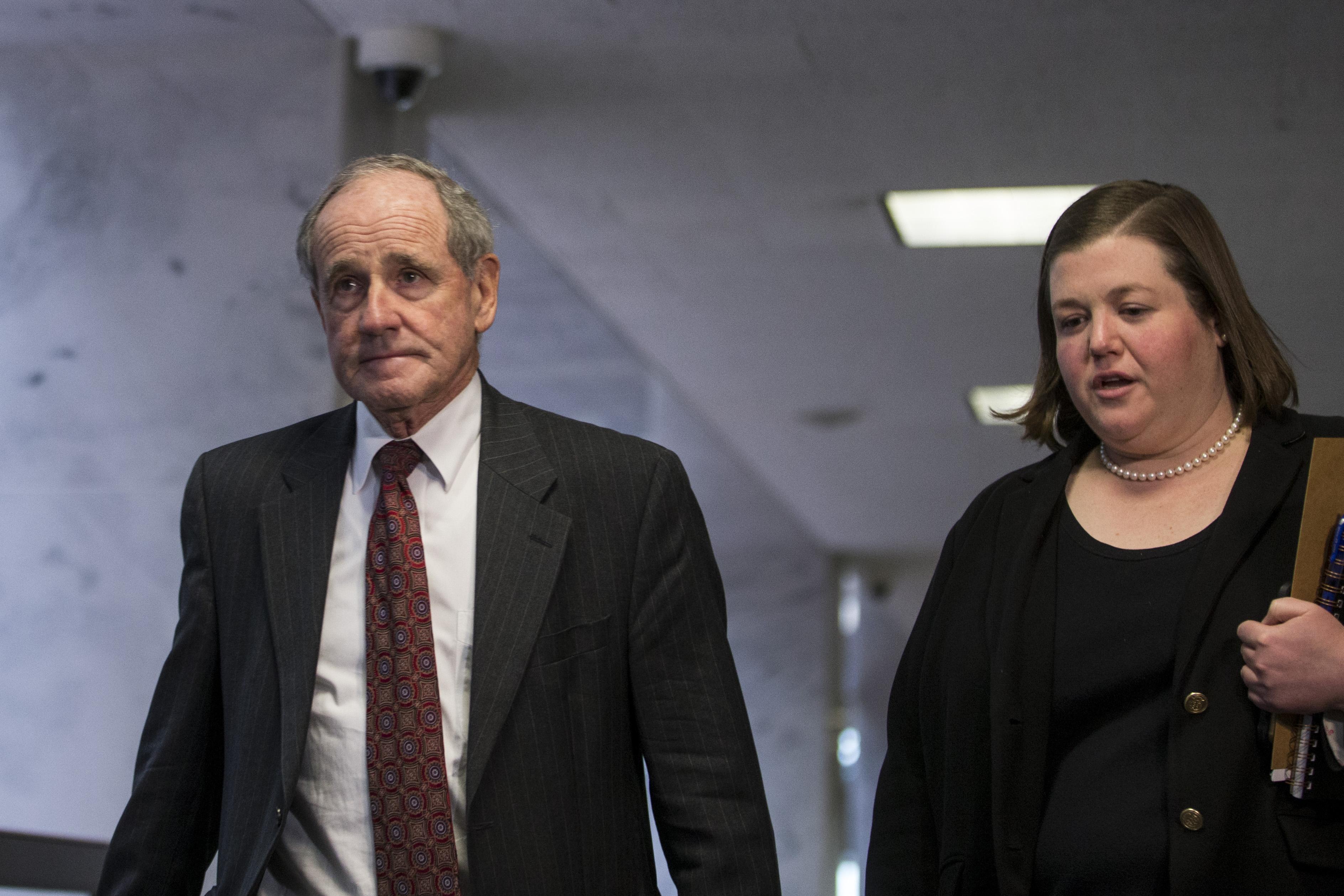 參院委員會新主席上任 特朗普對抗中共添助手