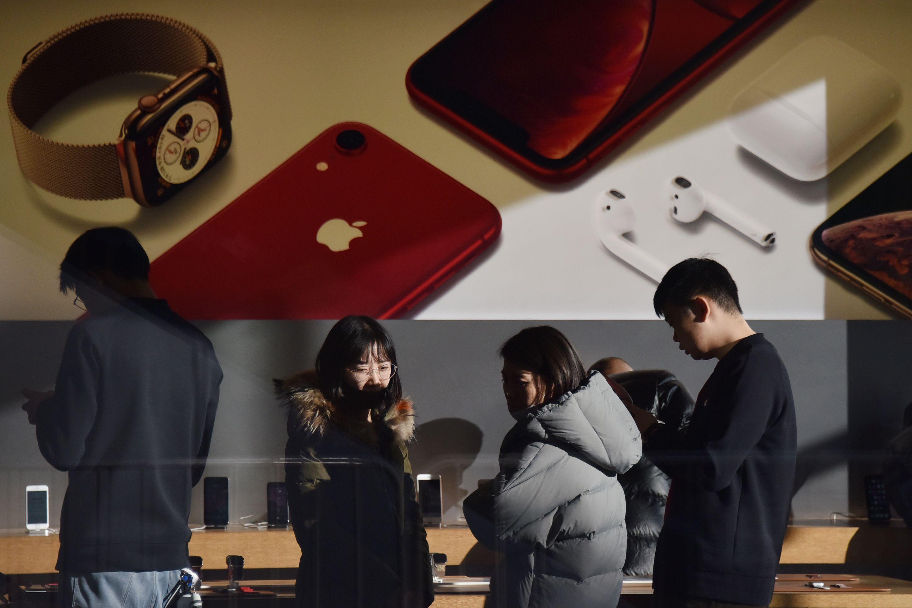 分析:蘋果技術在中國被偷是存在已久問題