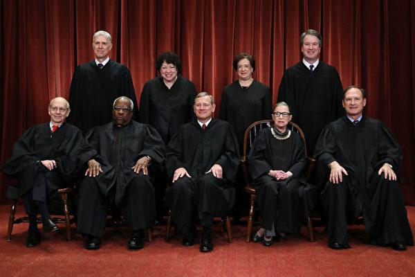 分析:2019年为何是美最高法院历史性一年