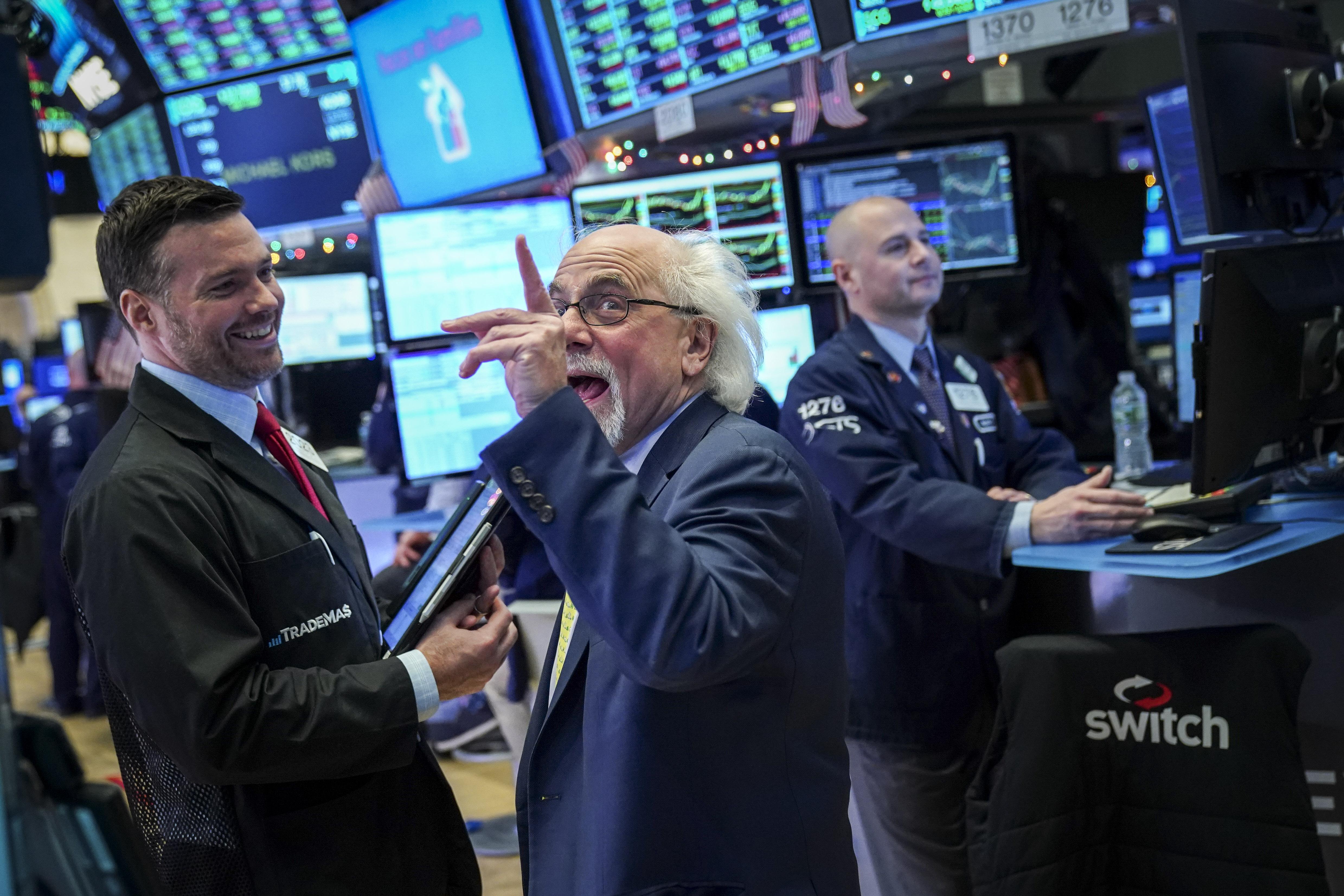 2018最後交易日美股微漲 投資者如何看2019