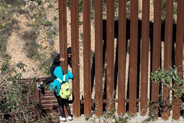 川普美墨邊境牆