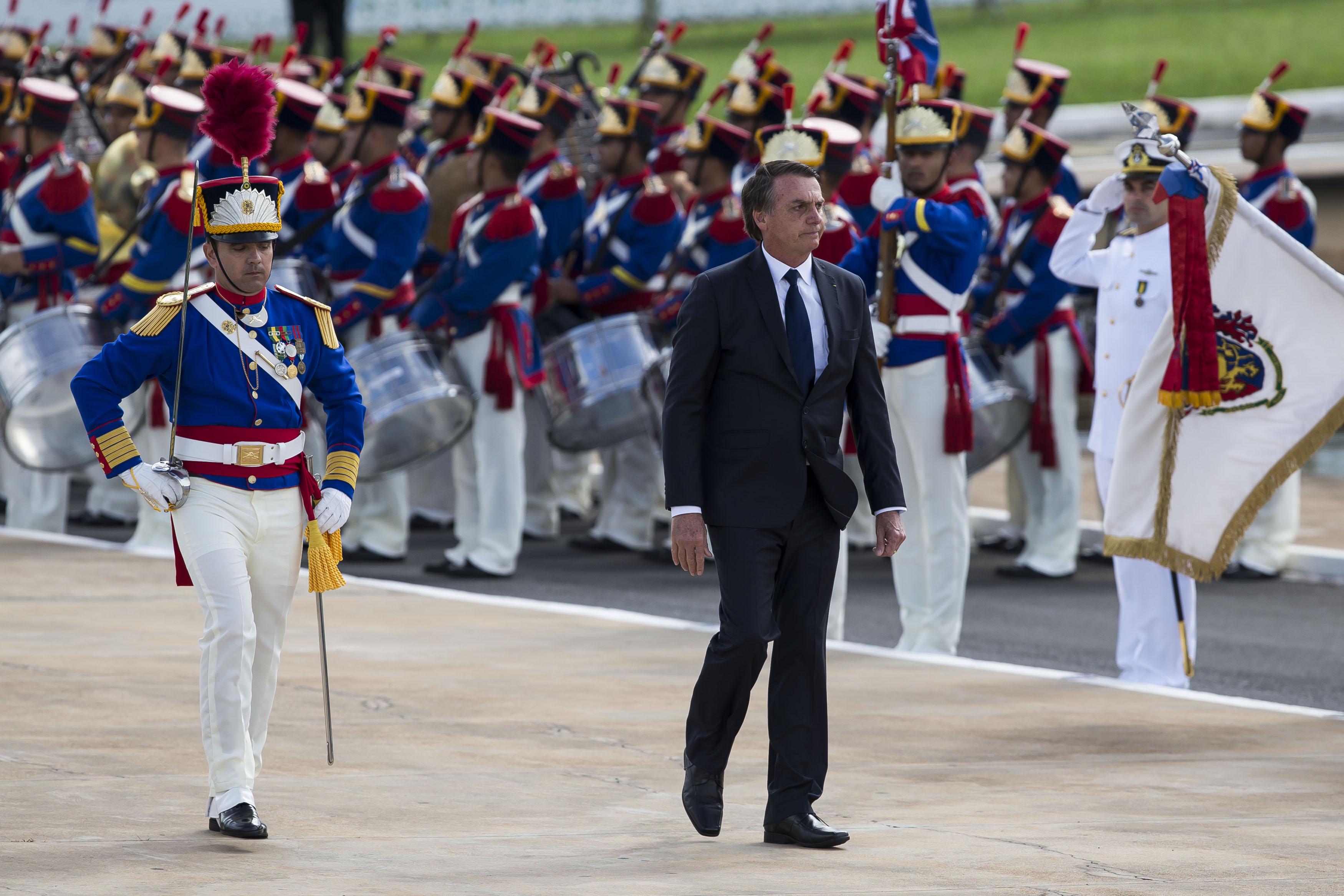 巴西版特朗普抵美將會真版特朗普 加強兩國合作