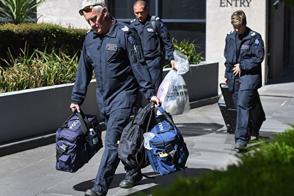 澳洲逾10國使領館現可疑包裹 英美在列