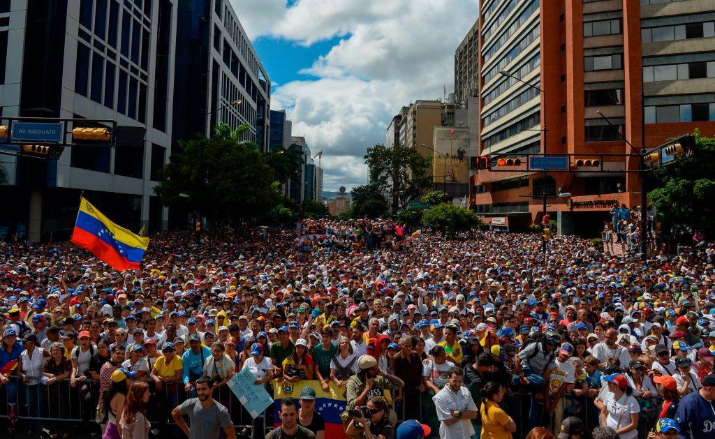 夏小強:委內瑞拉變天給中國執政者的警示