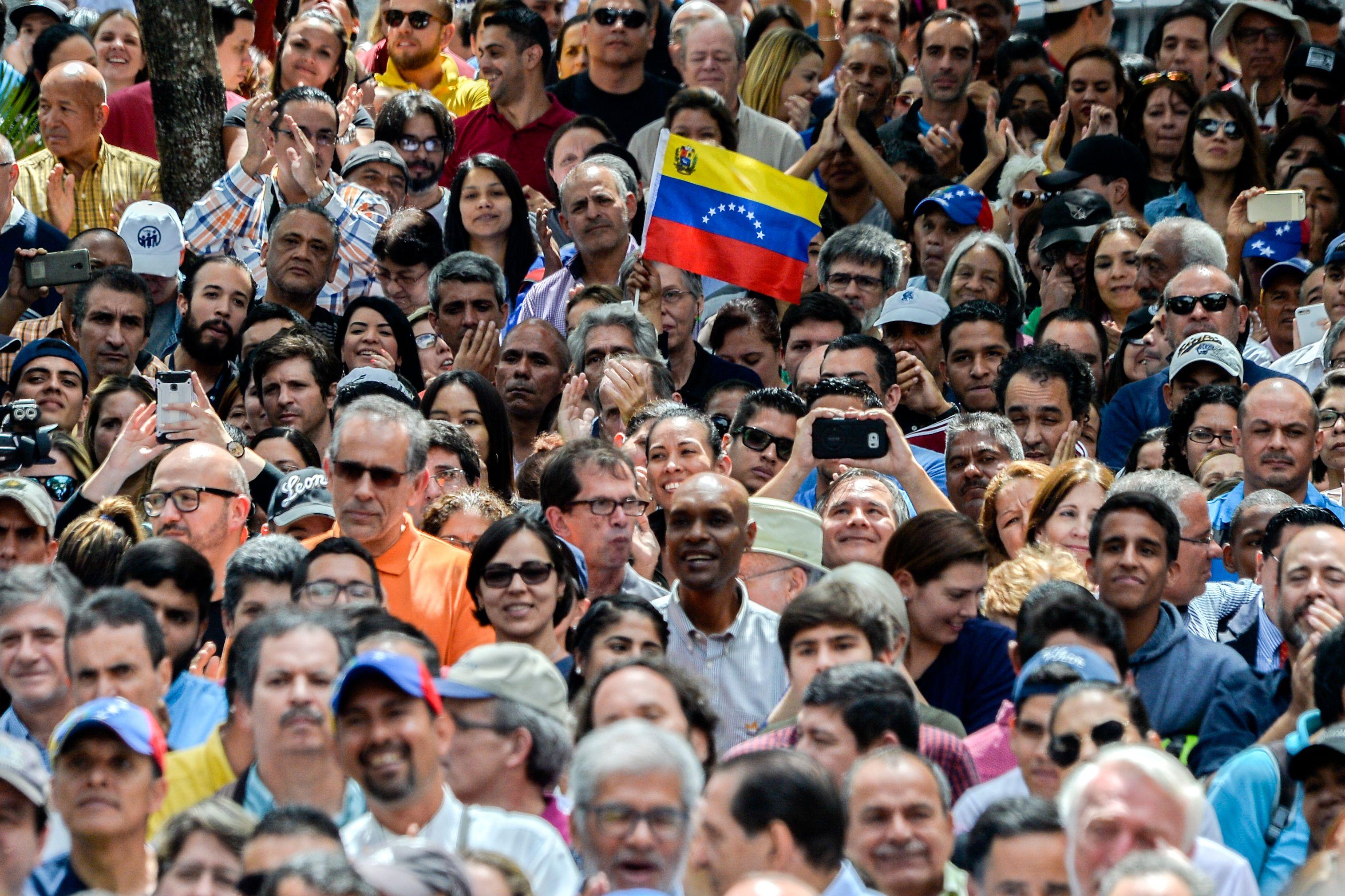 委內瑞拉政局動盪 大金主中俄為何忐忑不安