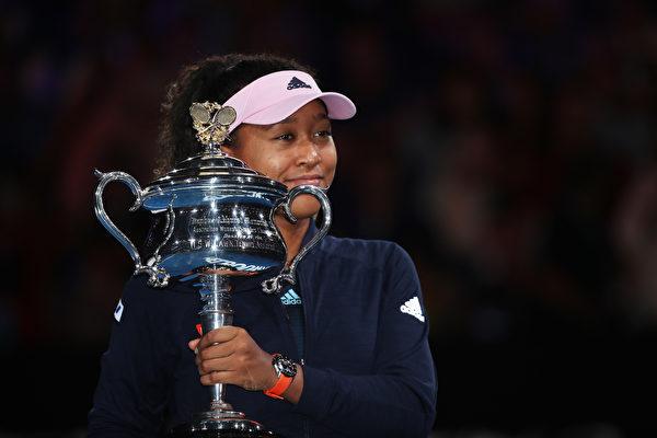 大坂直美澳网夺冠 首位亚洲人登顶世界第一