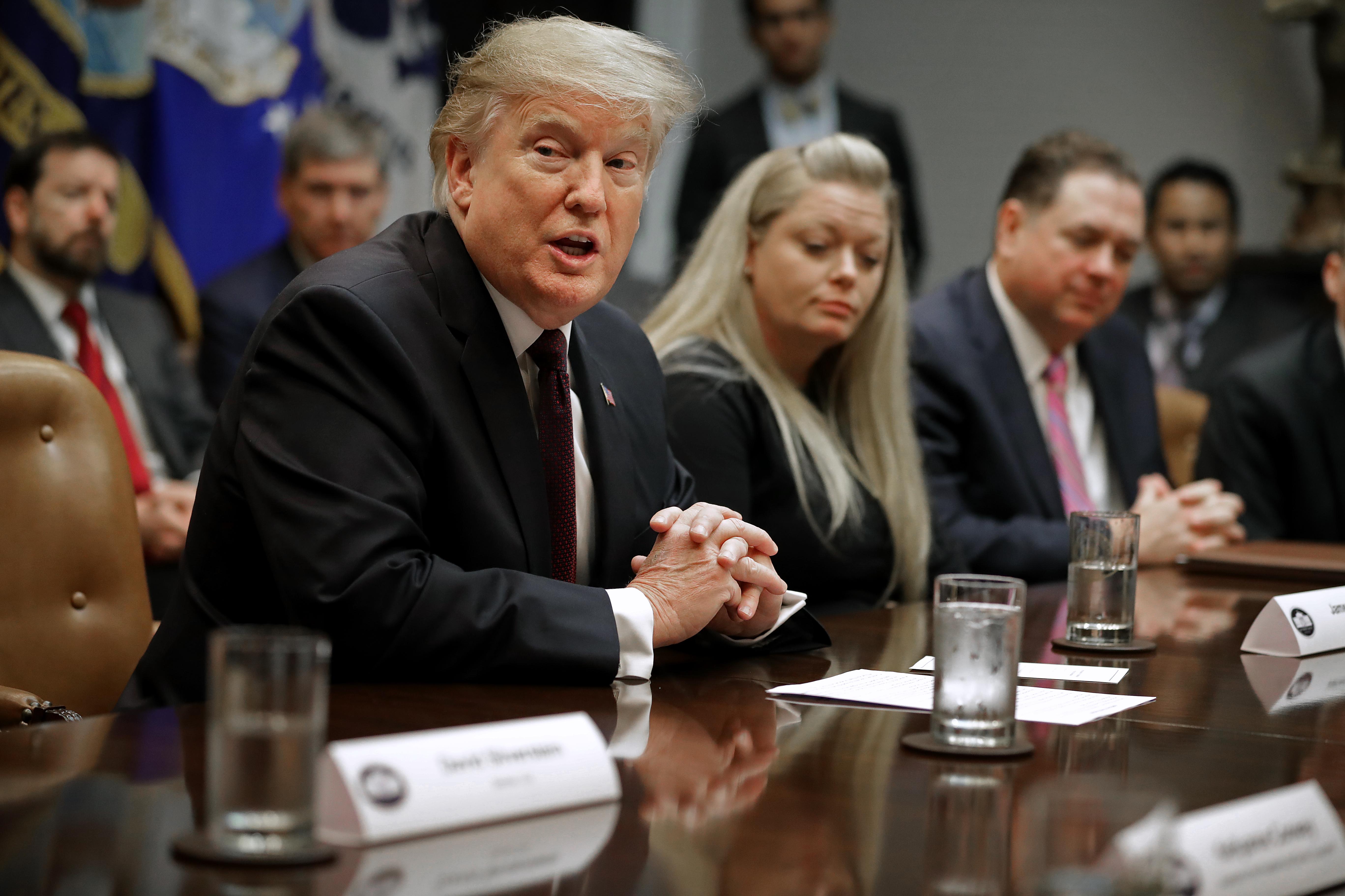 特朗普滿意美方談判地位 專家稱下周難有突破