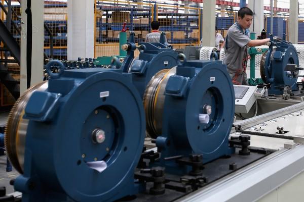 中國12月大型工業利潤創單月三年新低