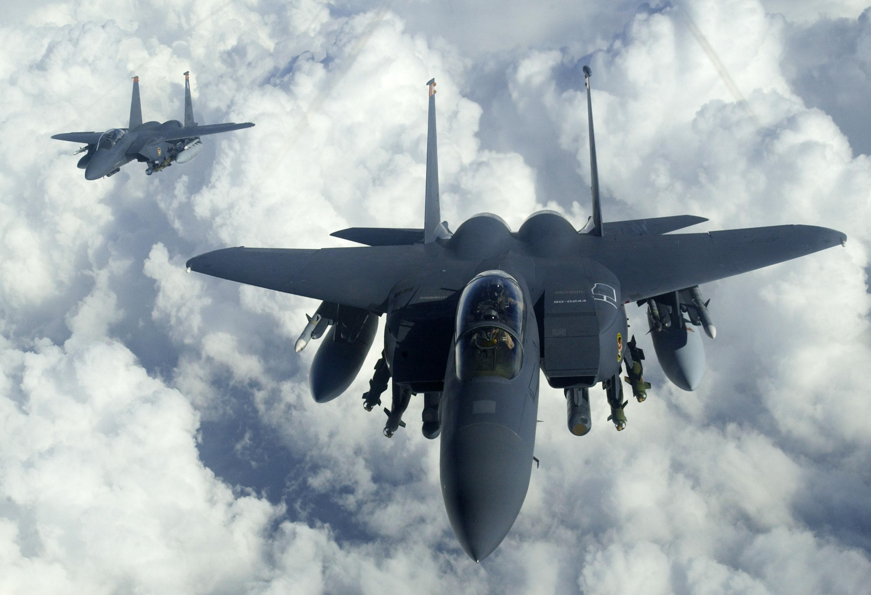 分析:為甚麼F-15可能是史上最好的戰機?