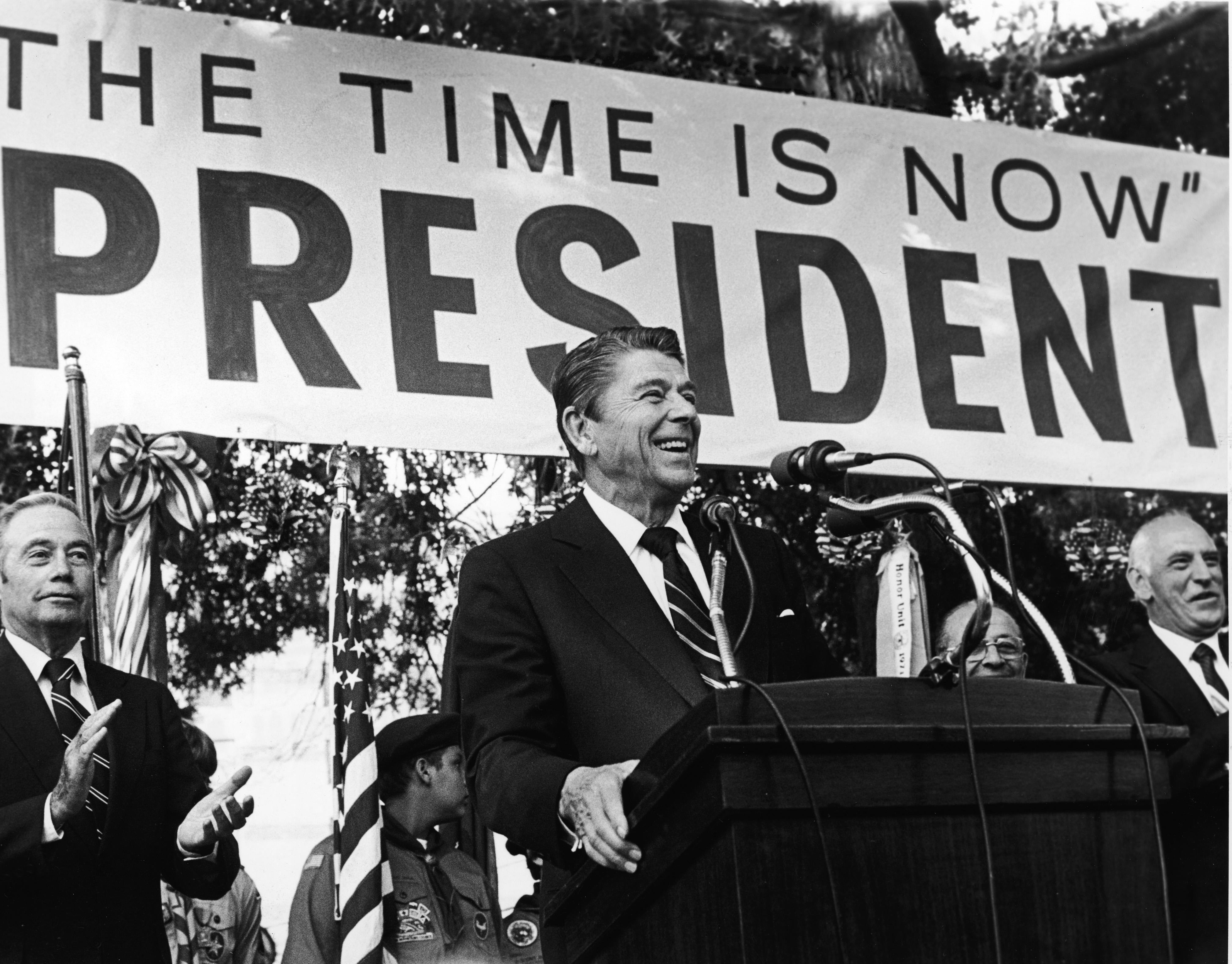 傳奇總統列根(5):競選總統 眾望所歸