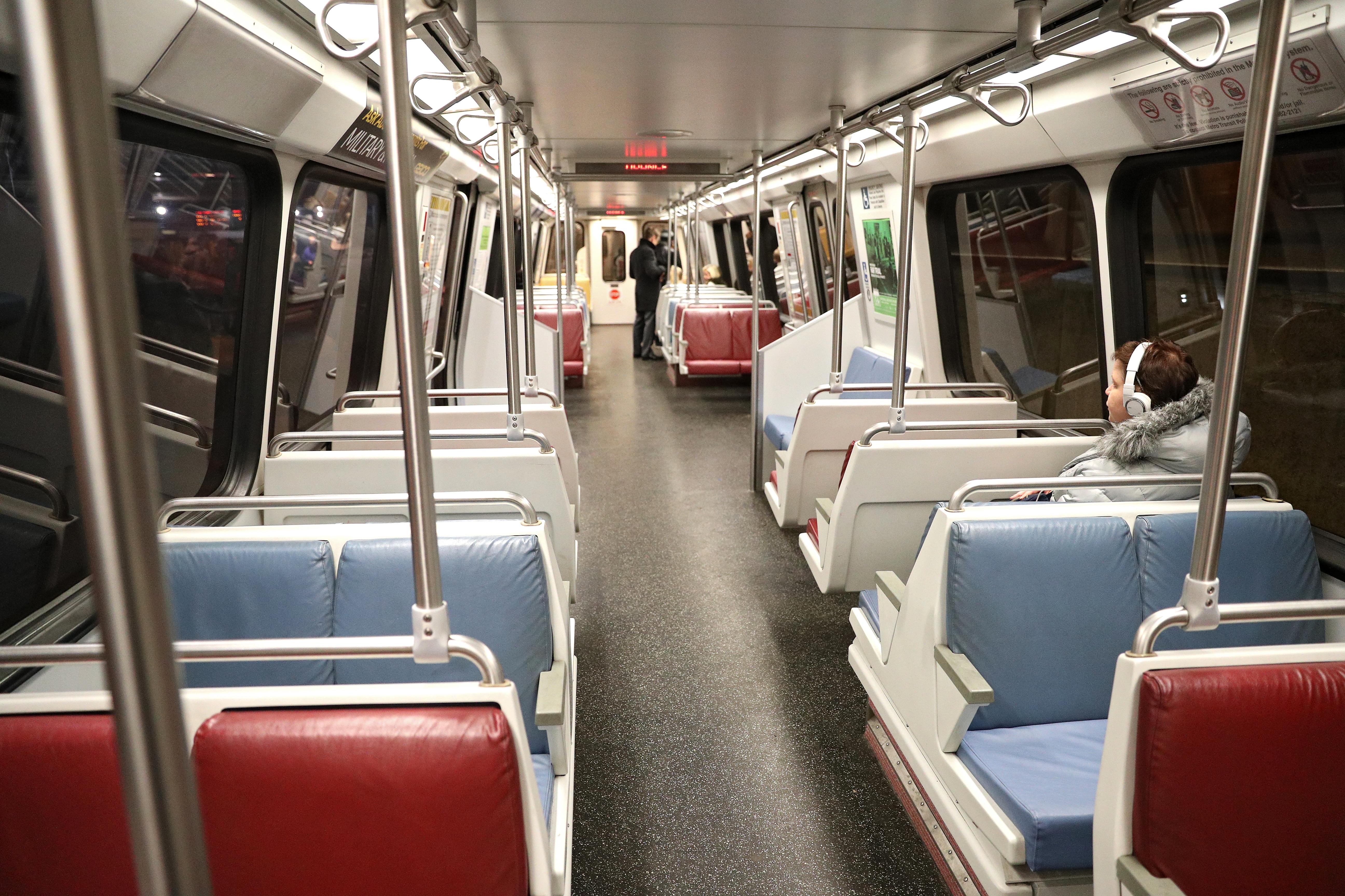 中企競標美首都地鐵列車項目 引發竊密擔憂