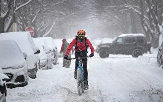 暴风雪袭美东及中西部 一亿多人受影响